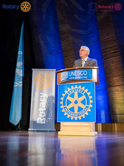 Conférence Rotary Unesco
