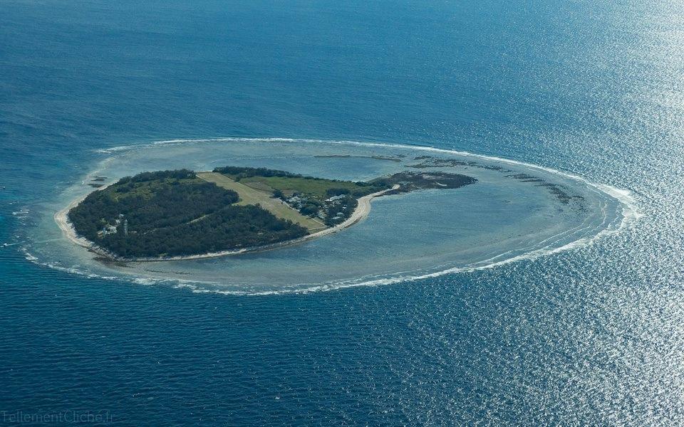 Lady Elliott Island