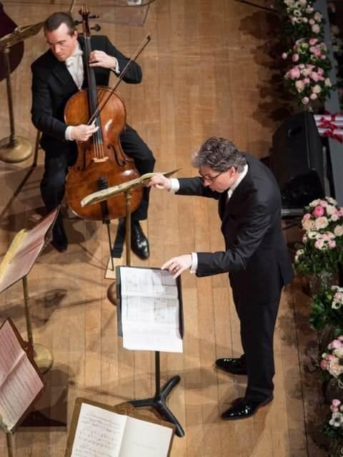 Gala annuel de la Fondation du Rein 2017. Concert :