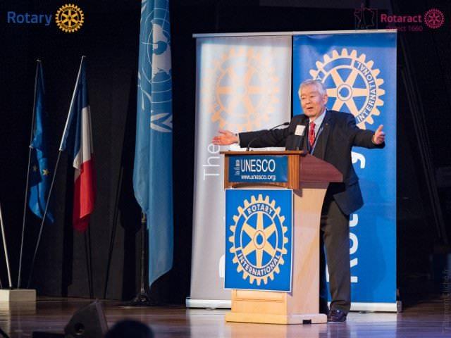 Rotary-Unesco Day