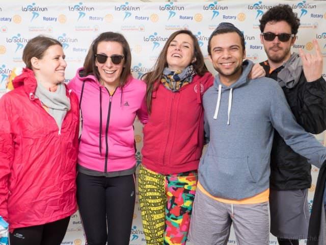 Soli'run 2018 : Photocall