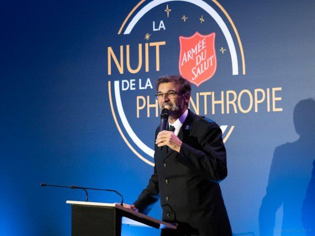 Nuit de la Philantropie 2018 : Armée du Salut - Palais de la Femme