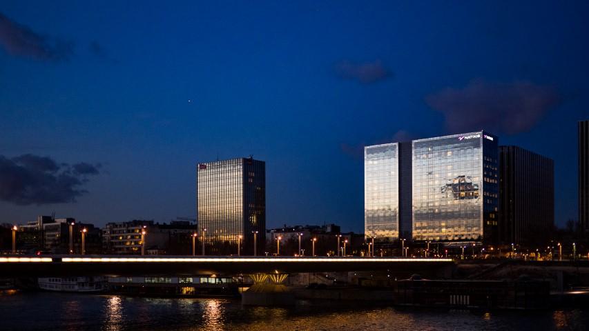 Paris, Pont Charles de Gaulle