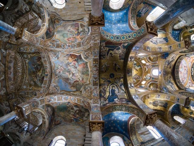 Palerme, Santa Maria dell'Ammiraglio